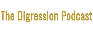 The Digression Podcast Logo