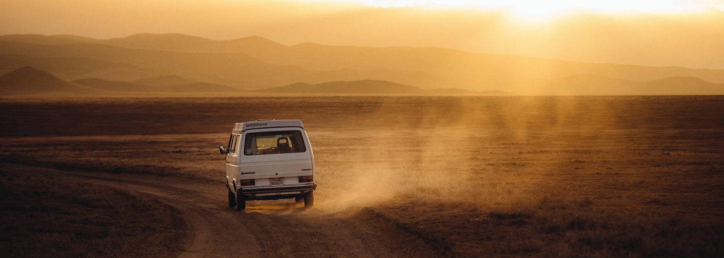 Westfalia in the Desert