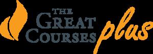 Sponsor: The Great Courses Plus Logo